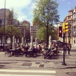 Gijón has a vibrant outdoor cafe culture